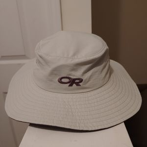 OR Aquifer Sun Sombrero hat. Kids size Small